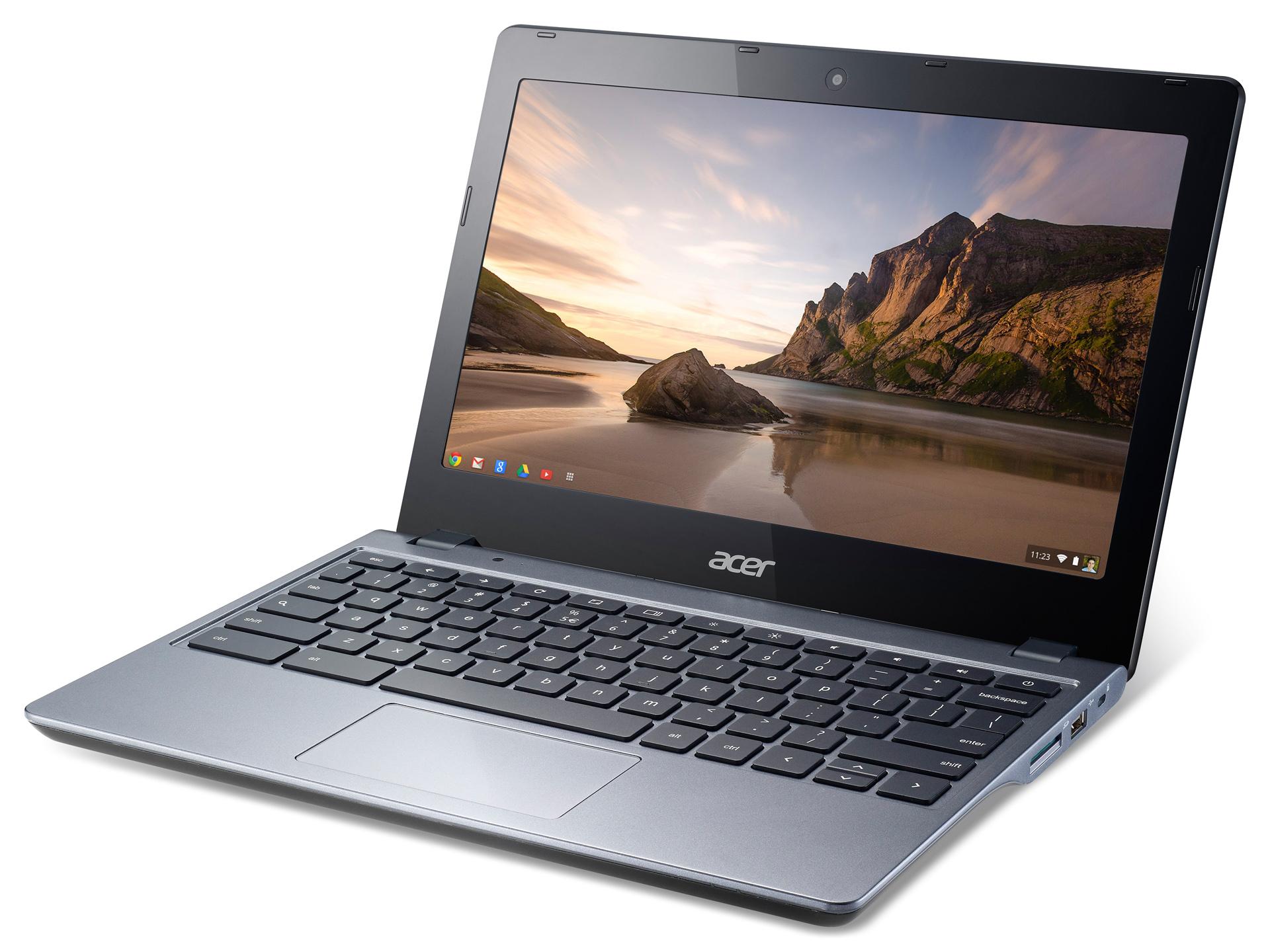 Une déclinaison Core i3 pour les Chromebook Acer C720