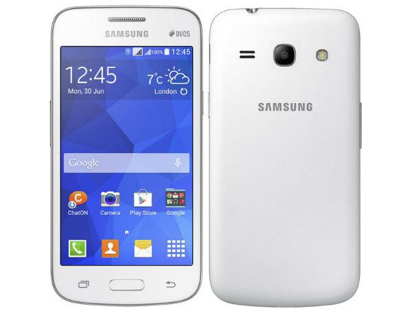 Samsung lance un entrée de gamme de plus : le Galaxy Star Advance