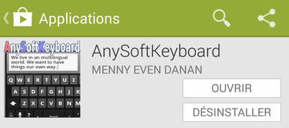 Comment installer un clavier alternatif sur Android ?