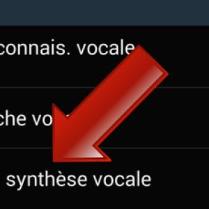 Comment utiliser la synthèse vocale sur Android ?