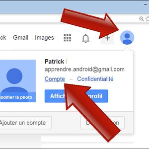 Comment modifier son mot de passe Google ?