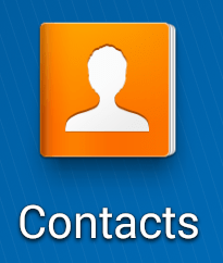 Comment fonctionne l'aperçu de l'application Contacts sur Android ?