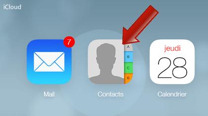 Comment récupérer (transférer) les contacts d'un iPhone sur Android ?