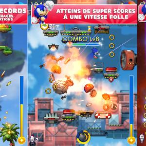 Sonic Jump Fever : quand Doodle Jump rencontre l'univers de Sonic