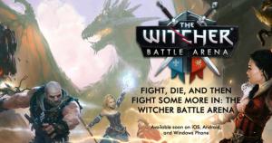 The Witcher Battle Arena : un DotA'like signé CD Projekt bientôt sur Android