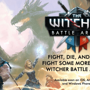The Witcher Battle Arena : un DotA'like signé CD Projekt bientôt sur Android