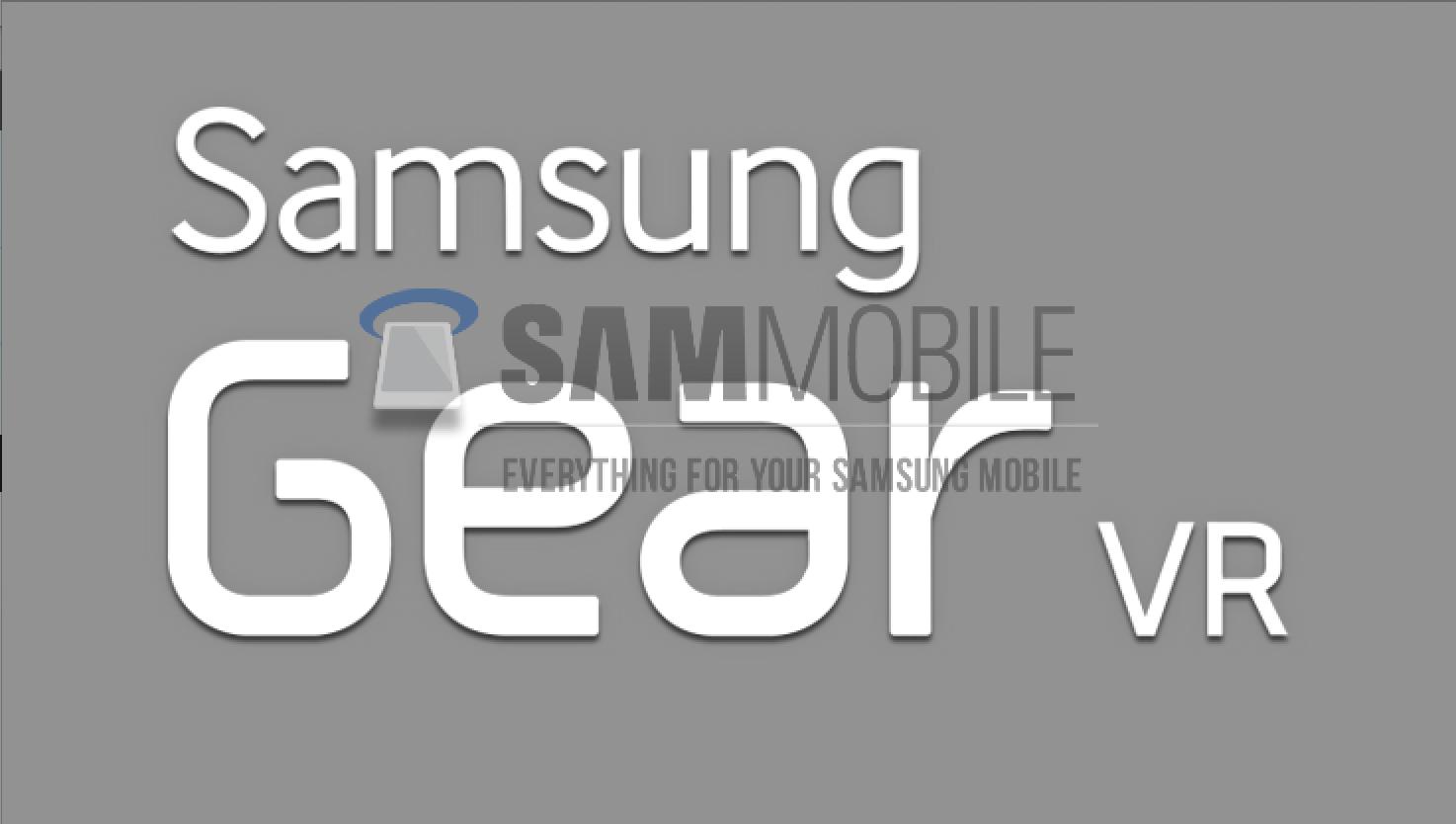 Gear VR : un nom et une image pour le casque de réalité virtuelle de Samsung