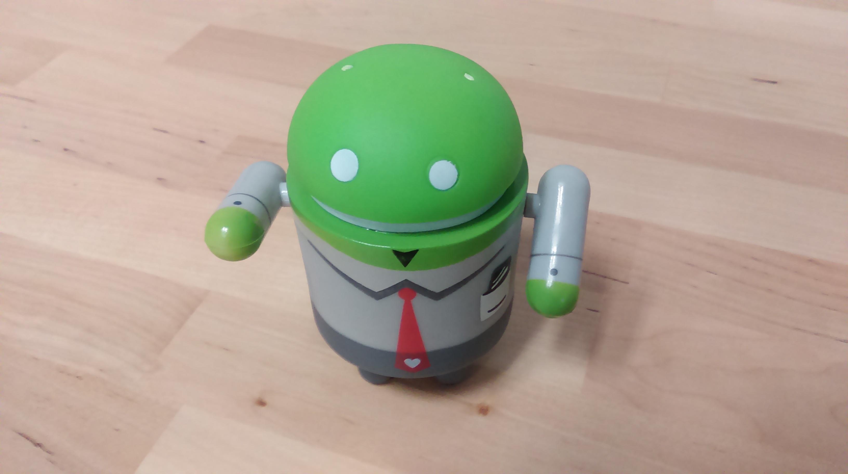 Android Oveut simplifier les mises à jour sur les smartphones pleins