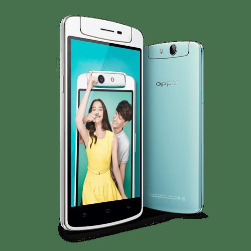 Toutes les caractéristiques du Oppo N1 Mini dévoilées en Malaisie