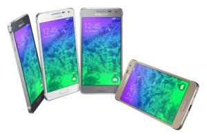 Samsung Galaxy Alpha : Lollipop approche doucement mais sûrement