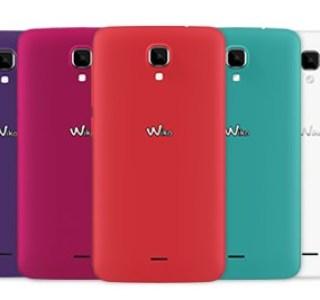 Wiko Bloom : un smartphone de 4,7 pouces décliné en 7 couleurs