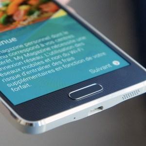 Le Samsung Galaxy Alpha arrive au Canada
