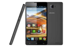 Le Archos 50 Neon disponible à la vente dès aujourd'hui à 99 euros