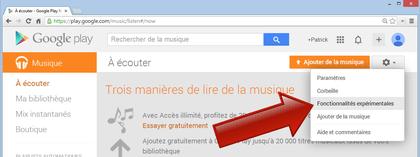 Comment importer vos MP3 depuis Google Chrome sur Music Manager ?