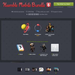 Un nouveau Humble Bundle dédié à Android !