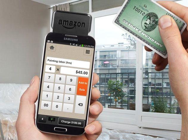 Amazon annonce Local Register : un lecteur de carte bancaire à destination des petits commerçants