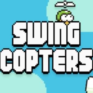 Swing Copters : le prochain jeu du créateur de Flappy Bird disponible dès cette semaine