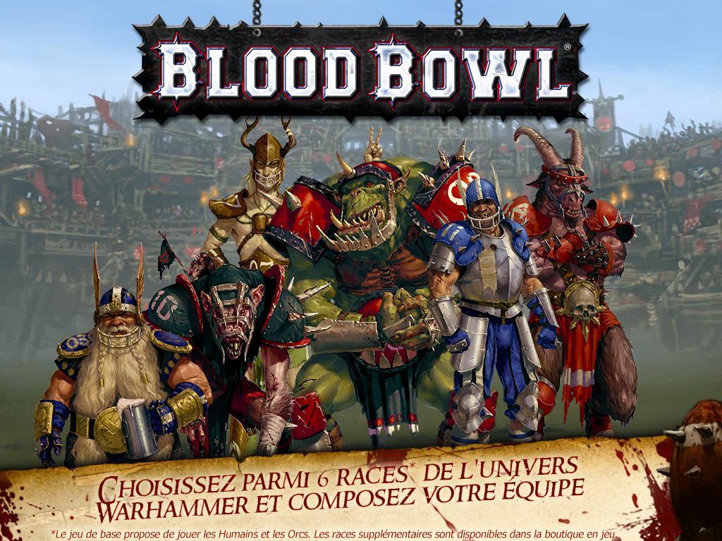 Blood Bowl est disponible sur Android : quand Warhammer rencontre le football américain
