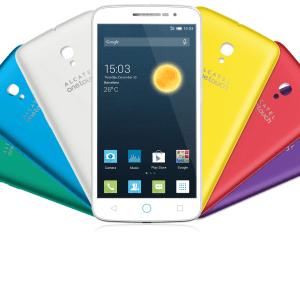 Alcatel One Touch Pop 2 : des smartphones 4G d'entrée de gamme équipés de Snapdragon 410