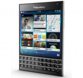 BlackBerry Passport, le smartphone à l'écran carré avec l'AppStore d'Amazon