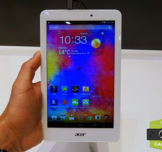 Prise en main des nouvelles tablettes Iconia One 7, Iconia One 8 et Iconia Tab 10 d'Acer