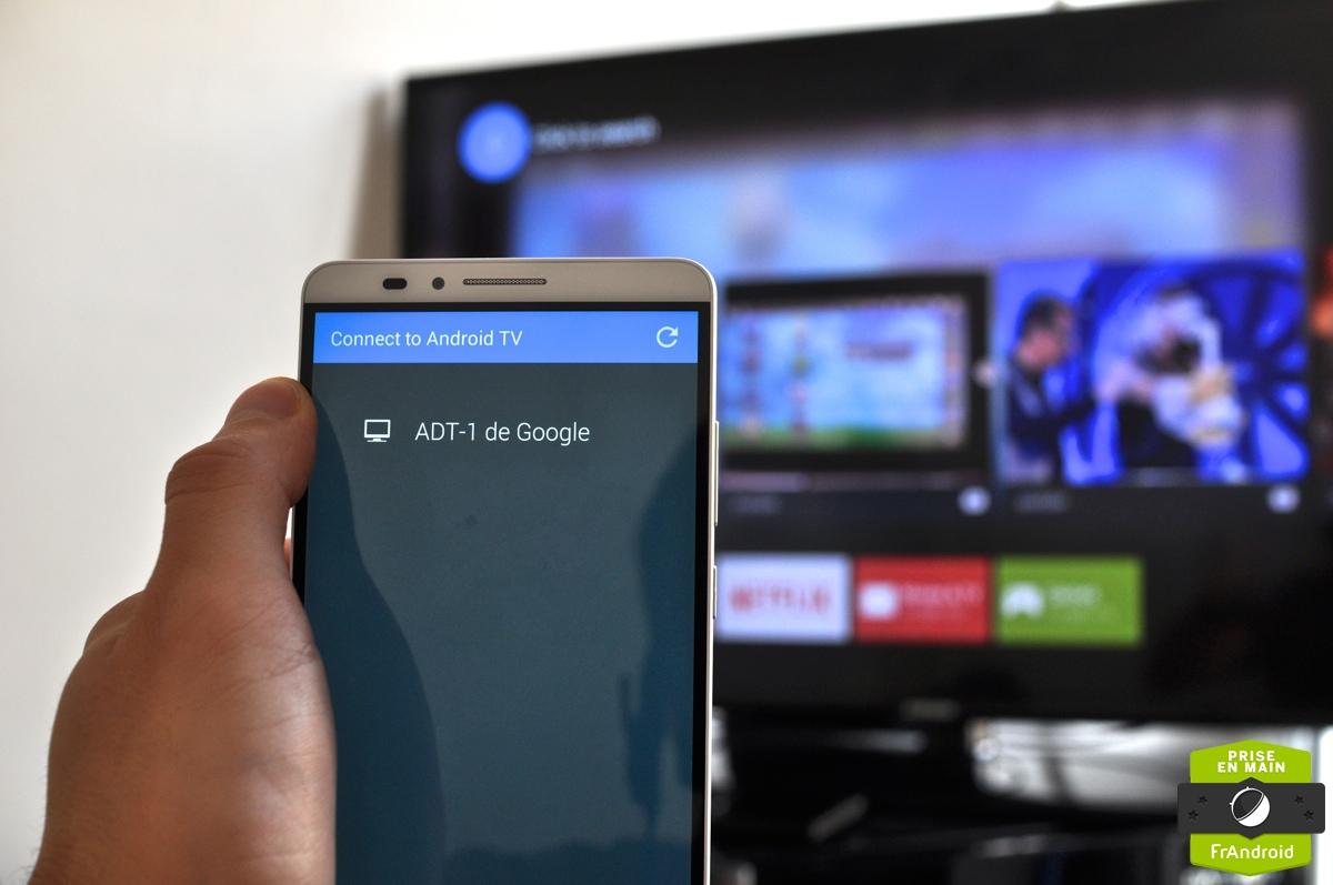 Prise en main d'Android TV (ADT-1), la plateforme de salon de Google