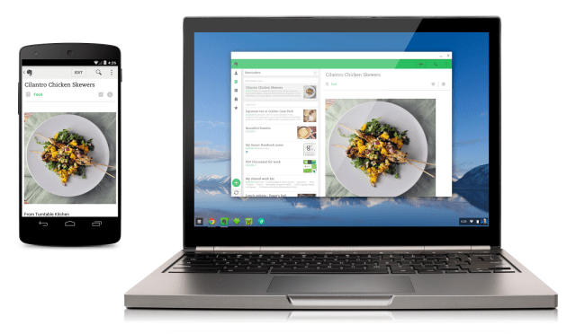 Un hack pour faire tourner les applications Android sous Chrome OS