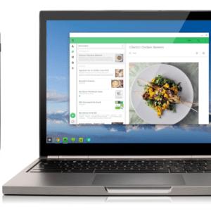 Chromebook : ARC fait tourner les premières applications Android