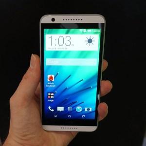 Prise en main du HTC Desire 820 : paré pour Android L