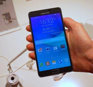 Prise en main du Galaxy Note 4 : une certaine classe