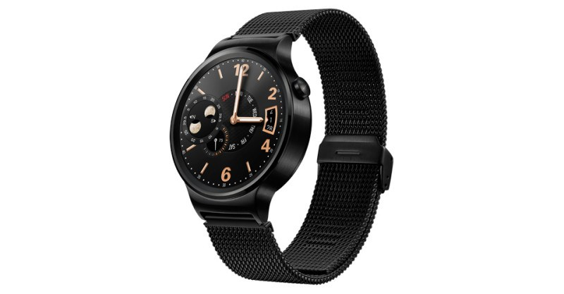 Huawei Watch : elle arrive cet été