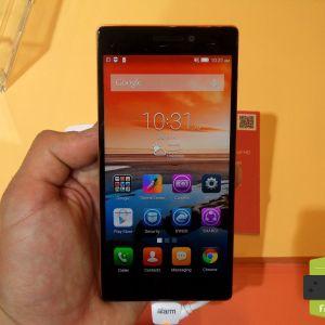 Prise en main du Lenovo Vibe X2, le smartphone multicouches