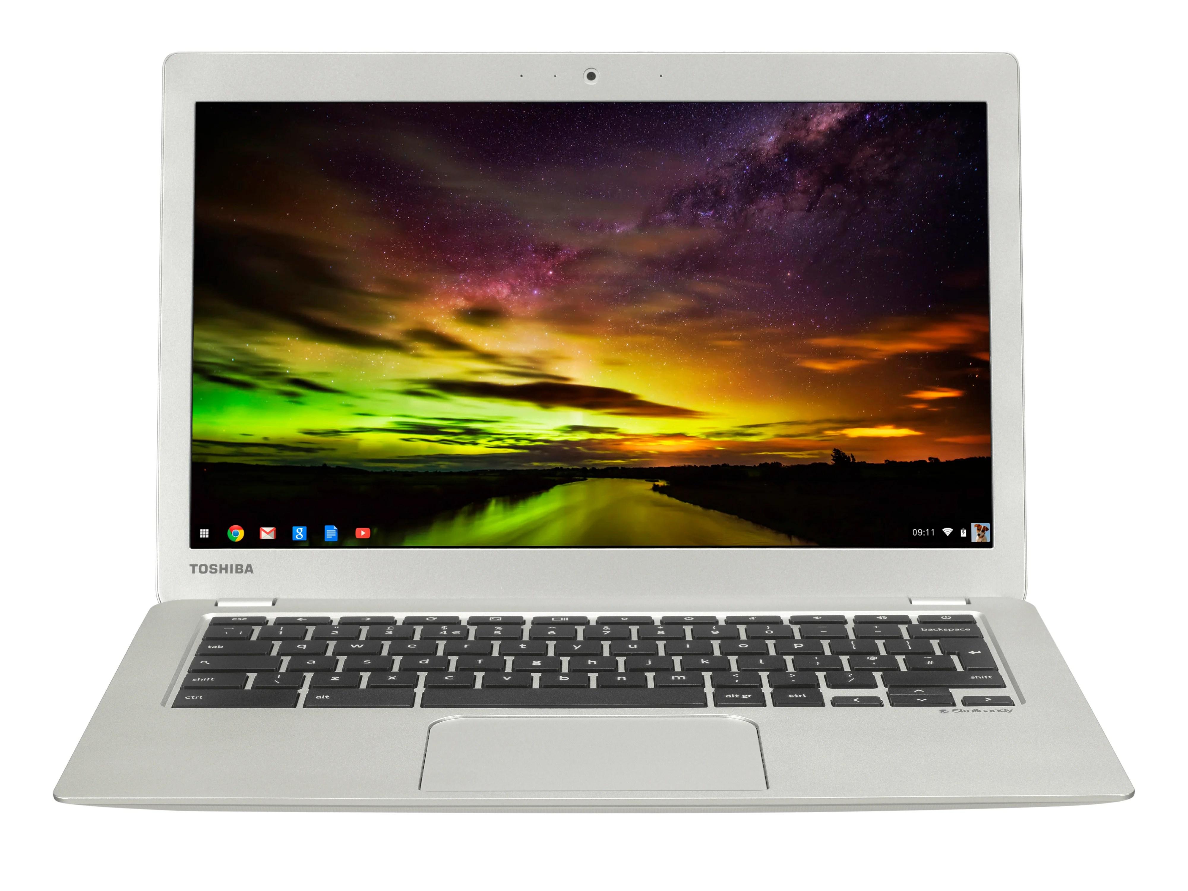 Toshiba dévoile son Chromebook 2 et passe au Full HD !