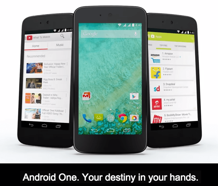 Le lancement d'Android One en Inde, un fiasco ?