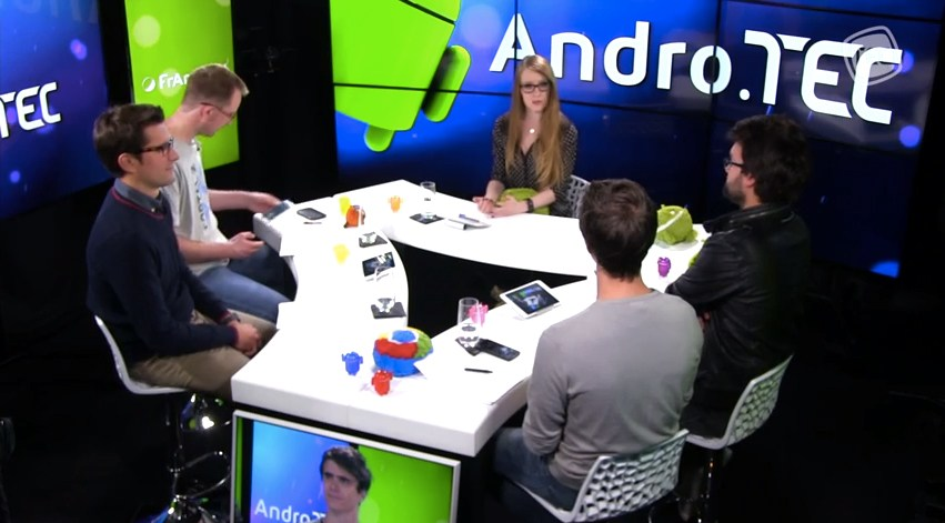 AndroTEC 027 – Les applications de la semaine !