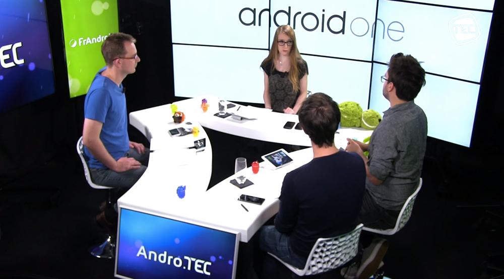 AndroTEC 028 – L'actualité de la semaine : Meizu MX4, Android One et précommandes OnePlus