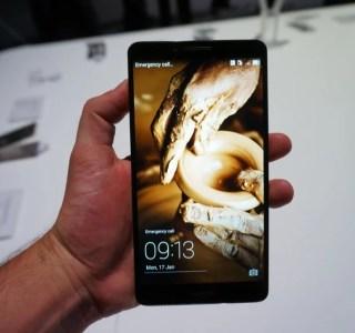 Prise en main du Huawei Ascend Mate 7, une alternative sérieuse au Galaxy Note