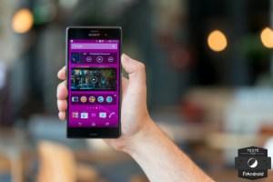 Test du Sony Xperia Z3, la quête de la perfection