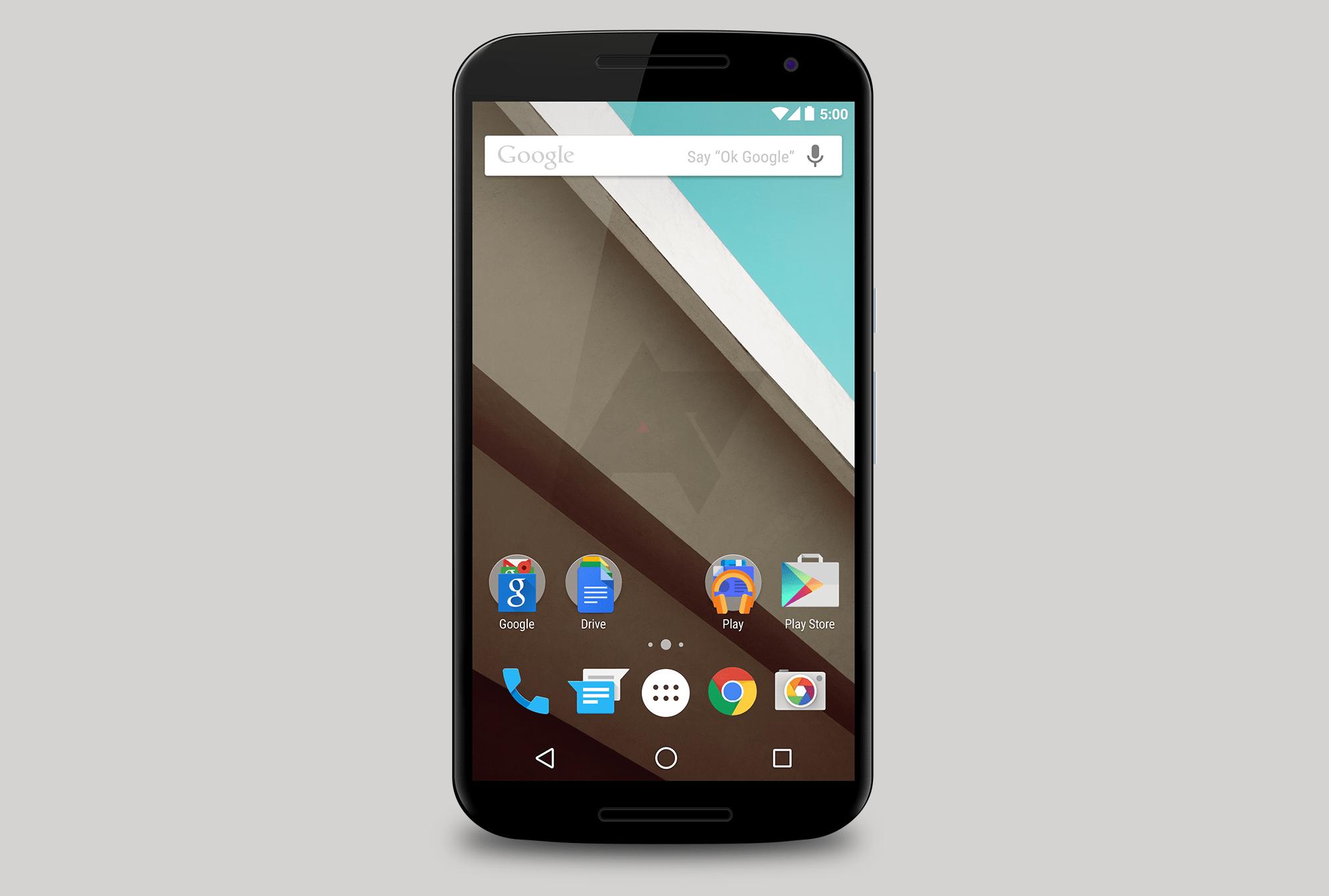 Nexus 6 : Voilà à quoi ressemblerait le fameux » Shamu» !