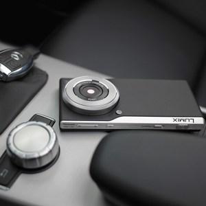 Panasonic revient dans la téléphonie avec le Lumix DMC-CM1, un photophone haut de gamme sous KitKat