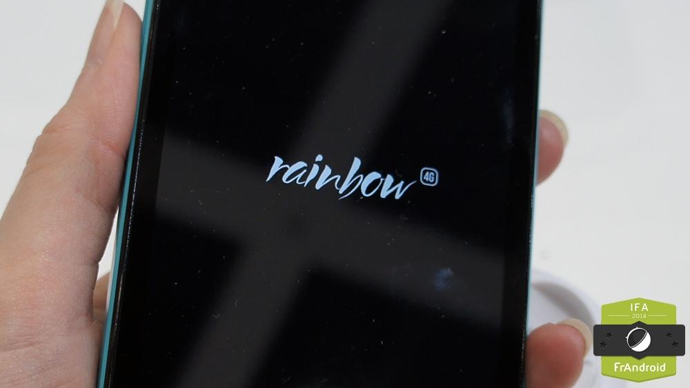 IFA : Le Wiko Rainbow 4G succédera à l'actuel Rainbow en octobre