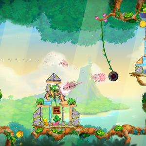 Angry Birds Stella : rien de nouveau sous le soleil
