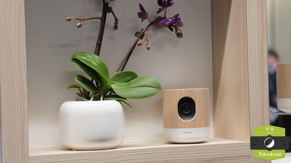 Withings Home, une caméra qui surveille également votre santé