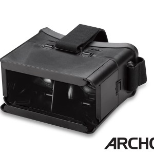 Archos annonce officiellement son casque de réalité vituelle : les VR Glasses