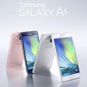 Les Galaxy A3 et A5 prévus pour l'Europe, prix à l'appui