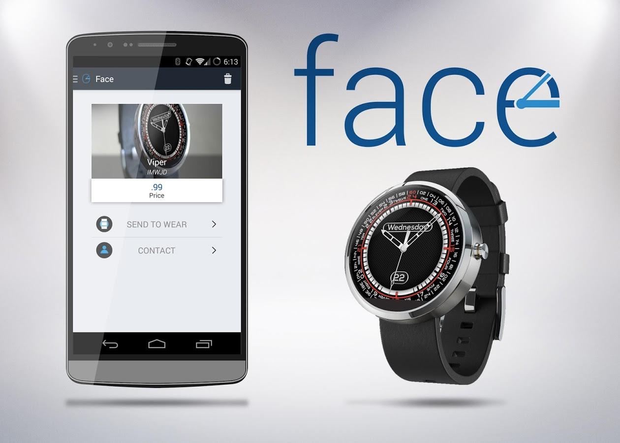 Comment personnaliser l'écran d'une montre Android Wear ?
