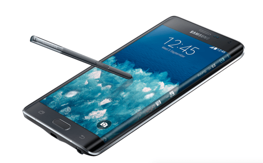 Le Galaxy Note Edge coûtera en France un peu plus de 850 euros