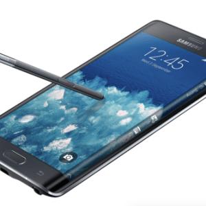 Le Galaxy Note Edge arrive en précommande hors opérateurs