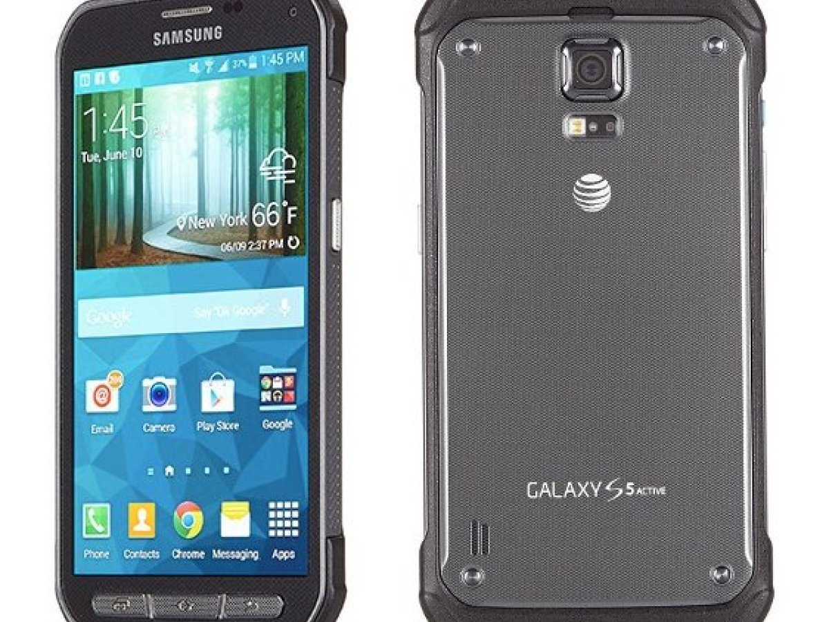 Le Samsung Galaxy S6 Active pointe le bout de son nez