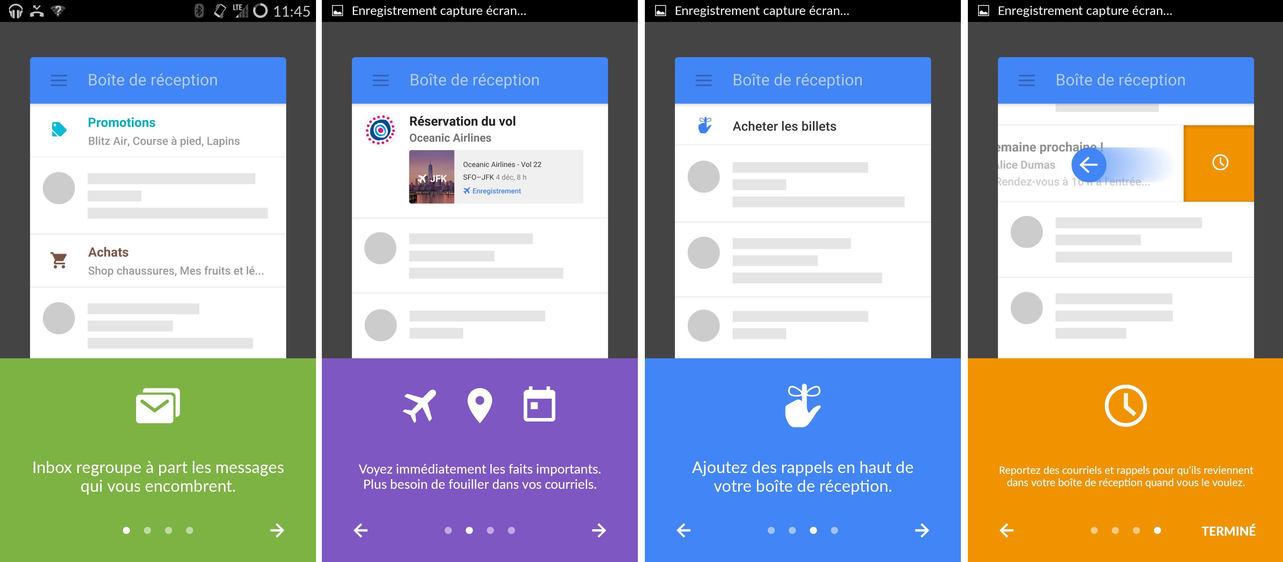 Les invitations pour Inbox de Google atteignent 500$ sur eBay